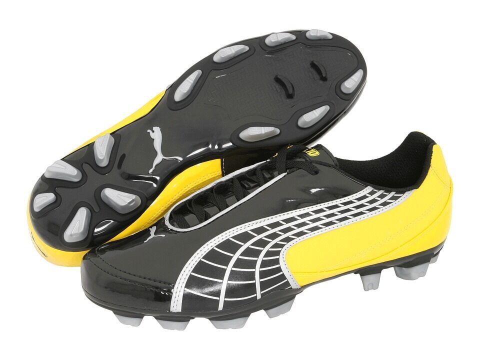 Puma V5.10 I Rojo Fg Soccer Zapatos NEW Rojo I / Negro / Blanco NEW c62cb8