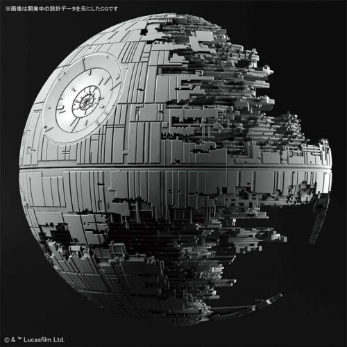 Death Star 2 Assembly Model 2019 The Rise of Skywalker HOT Star Wars Star Wars