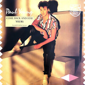 Paul-Young-12-034-Come-Back-And-Stay-Extended-Club-Mix-Versions-Europe-VG-EX
