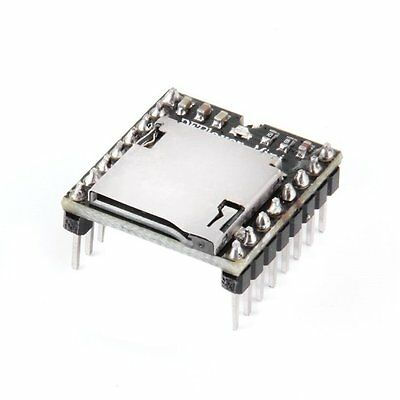 TF Card U Disk Mini MP3 Player Audio Voice Module Board For Arduino DFPlay