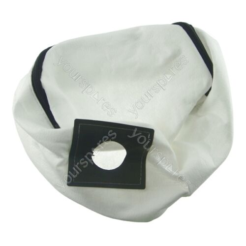 Numatic NNV200 and NRV-200 Washable Reusable Cloth Vacuum Cleaner Dust Bag