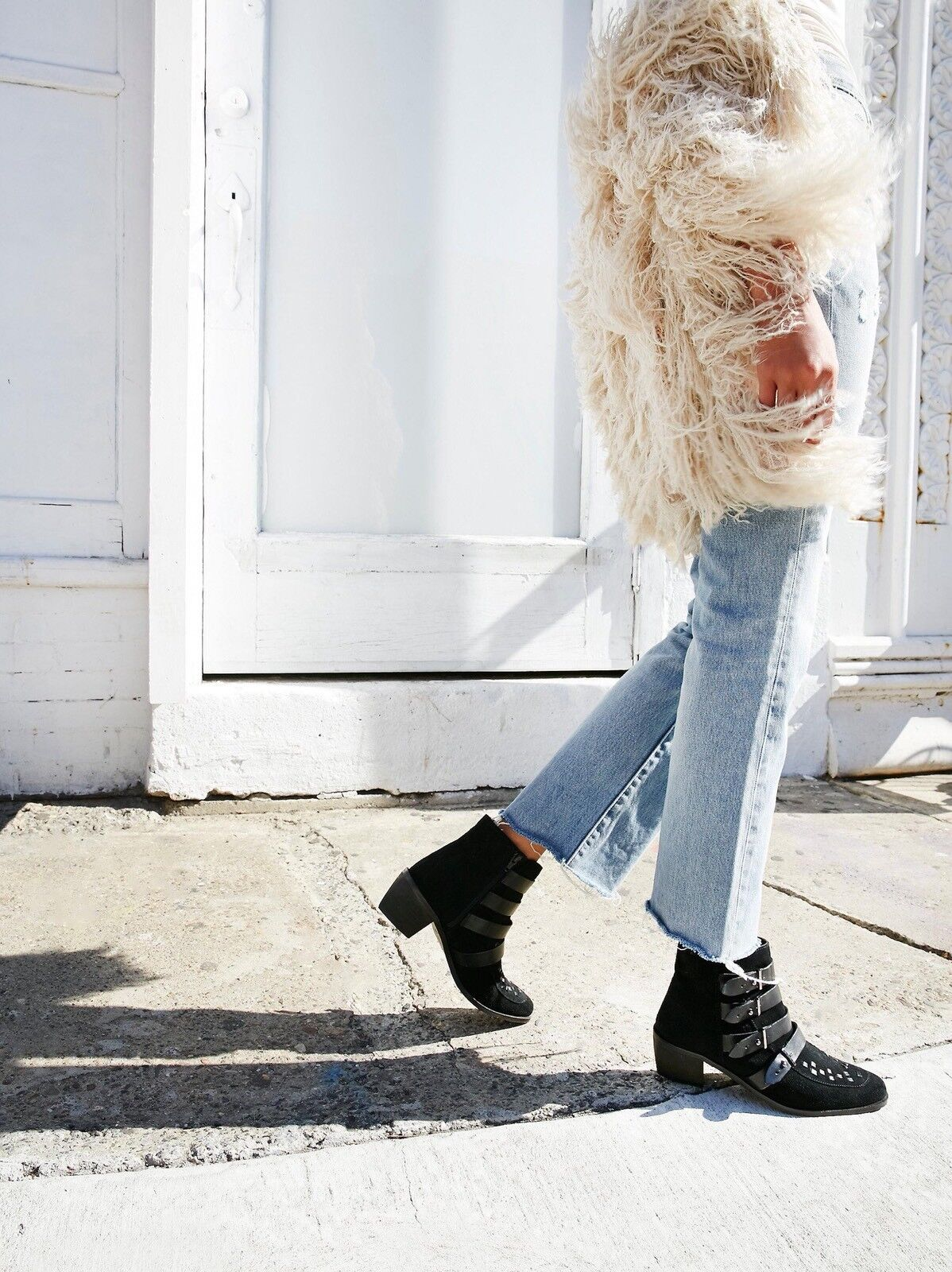 Free People Ranger Ankle Boot Size 9 NEW MSRP:  110