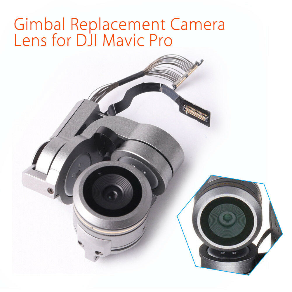 Camera Lens Gimbal Replacement Repair Spare Kit Parts For DJI Mavic Pro RC Drone