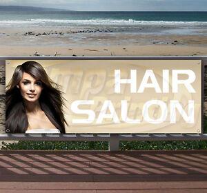 Image Is Loading Hair Salon Advertising Vinyl Banner Flag Sign Many