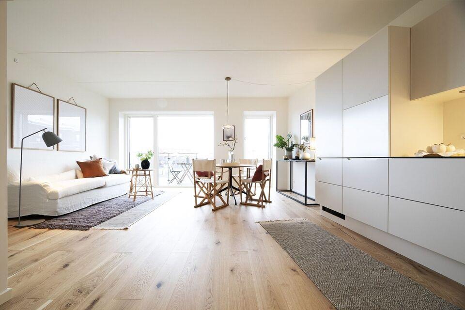 2300 vær. 4 lejlighed, m2 100, Lindgreens Allé