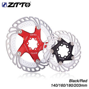 ZTTO-Bicycle-Brake-Disc-Floating-Rotor-f-MTB-Gravel-Road-Bike-203-180-160-140mm