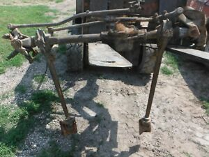 Details about Ford F100 Dana 44 front axle assembly, JEEP SWAP weld on  mounts WILL SHIP