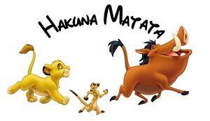 Bildergebnis für hakuna matata