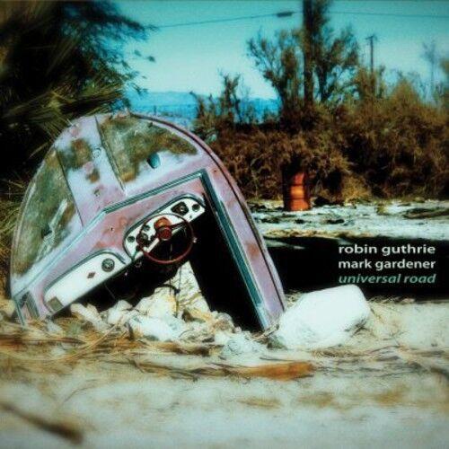 Robin Guthrie / Mark Gardener - Universal Road [New CD]