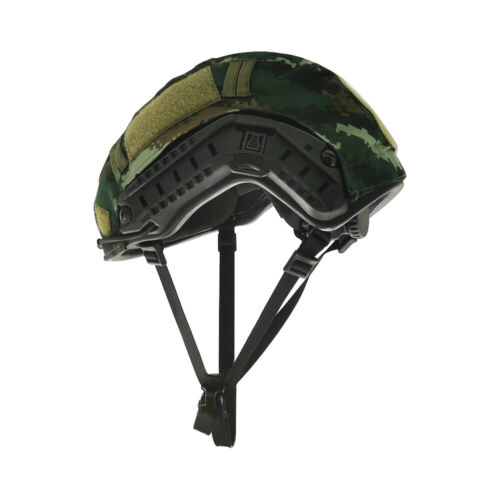 Army UHMW-PE FAST Ballistic Helmet Bullet Proof Large Size Black Camouflage