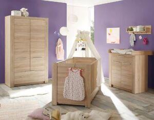 Babyzimmer Komplett Set 5 Teilig Babymobel Carlotta Kinderzimmer