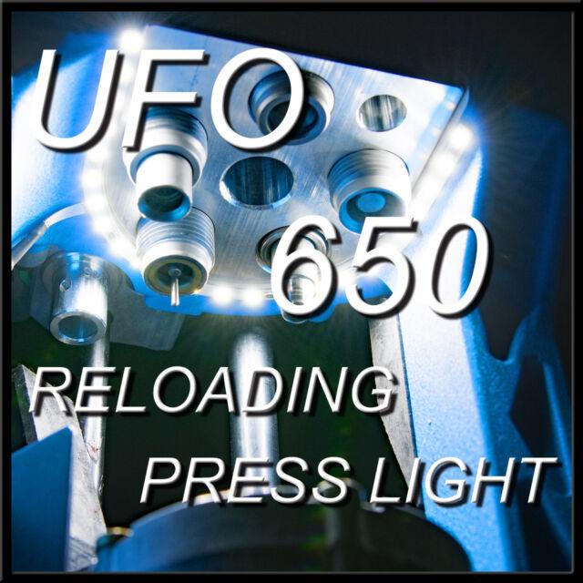 UFO 650 Reloading Press LED Light Kit for Dillon Xl650 & Xl750