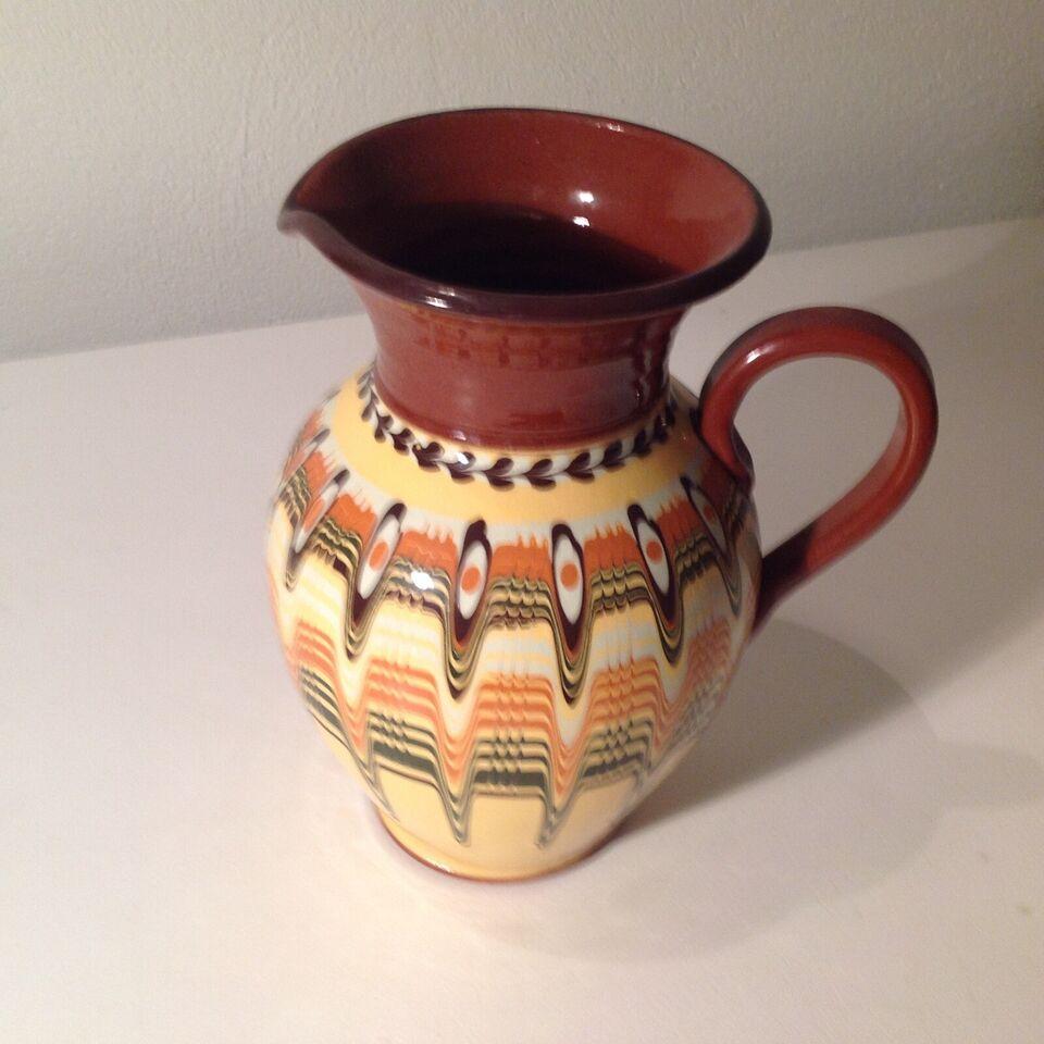 Keramik, Kande med glas