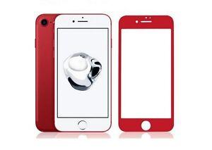 2x-Schutzglas-3D-FULL-COVER-iPhone-7-Schutzfolie-Bruchsicher-4D-FULL-SCREEN-Rot