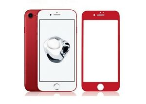 iPhone-7-PLUS-FULL-SCREEN-COVER-3D-SchutzGLAS-Panzerfolie-Displayfolie-ROT