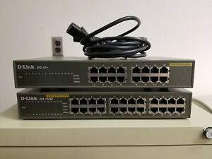 D-Link-Network-Switch-DSS-16-amp-DES-1024D-16-amp-24-Ethernet-Switches