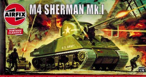 A01303V Panzer M4 Sherman Mk Airfix 01303V 1:76 I