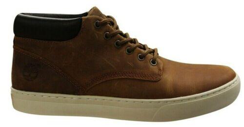 Mens A1jun 40 Eu Timberland Size 5 6 Uk Leather Casual Chukka Brown Shoes FFwCvrPqx
