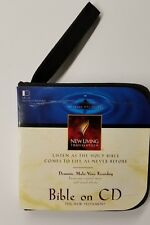 Bible Audio NLT1: The Bible on CD : The New Testament by Tyndale House  Publishers Staff (2000, CD, Unabridged)