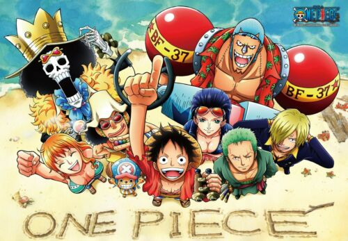 1000Piece Jigsaw Puzzle Anime ONE PIECE Smile Hobby Home Decoration DIY