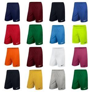 Nike-Park-Boys-Football-Shorts-Kids-Training-Dri-Fit-Running-Sports-Junior-XS-XL