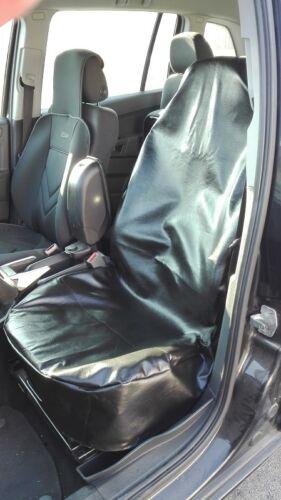 1x Schutzbezug Kunstleder Sitzschutz Auto PKW Komfort für