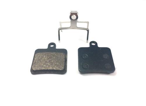 2 Pairs Hope Mini DB102 DB105 Enduro 2 Pot Semi Metal Resin Disc Brake Pads