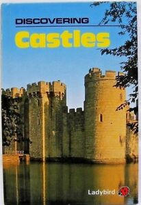 Vintage-Ladybird-Book-Discovering-Castles-861-1988-First-Edition-Very-Good