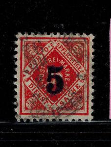 Altdeutschland-Wuerttemberg-185-gestempelt