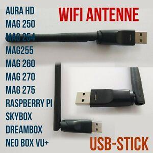 Wireless-WiFi-USB-Dongle-Stick-MAG-Iptv-Dreambox-Skybox-Antenne-3-stueck