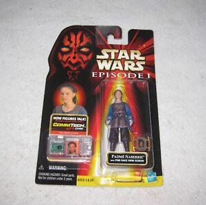 Star-Wars-Padme-Naberrie-Action-Figure-Episode-1-Hasbro-1998-MOC