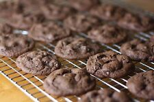 3 Dozen Homemade Delicious Triple Chocolate Chocolate Chip Cookies Family Recipe