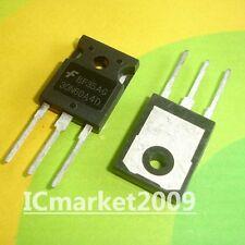 10 PCS HGTG30N60A4D TO-247 HGT G30N60A4 600V, SMPS Series N-Channel IGBT