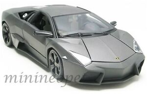 Bburago 18 11029 Lamborghini Reventon 1 18 Diecast Grey 899998984665