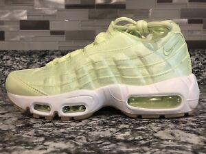 lime green 95 air max