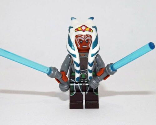 Jedi Ahsoka Tano older Star Wars minifigure clone wars cartoon tv toy figure