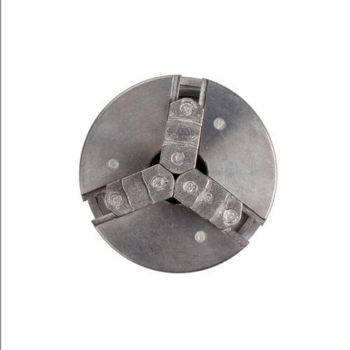Z011 3 Jaw Lathe Chuck 48mm for All ZHOUYU DIY Mini Lathe 6 in 1//8 in 1//Z20002