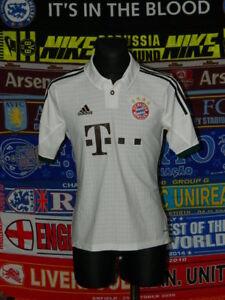 huge selection of 69019 96507 Details about 5/5 Bayern Munich adults M 2013 away MINT football shirt  jersey trikot soccer