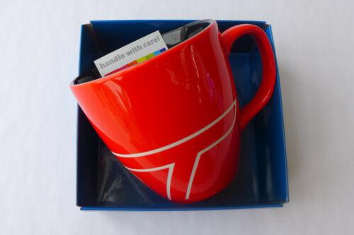 1x Ford ST Tasse Original Becher rot schwarz kaffee Tee jumbo 35030215
