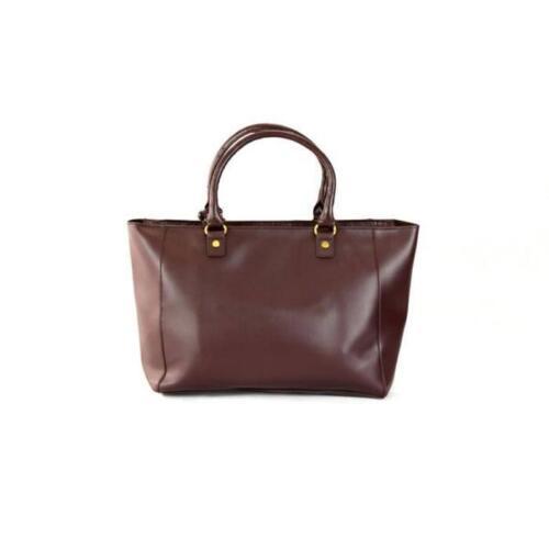 Tote Bag taglia donna distinta Amelie unica marrone sintetica BgxwqwvA