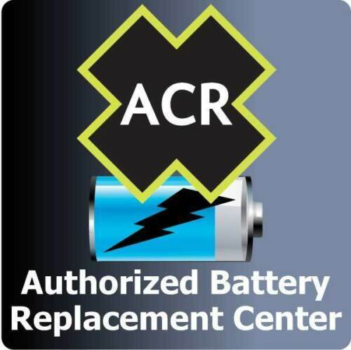 ACR Authorized Epirb 2774 Battery Replacement Service.