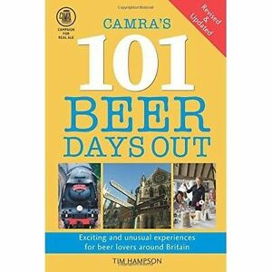 101-Beer-Days-Out-Tim-Hampson-Used-Good-Book