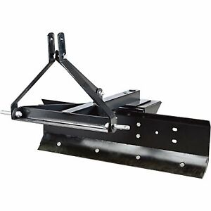 NorTrac 3-Pt. Grader Blade - 48in.W