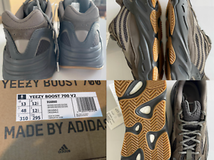 Adidas Yeezy BOOST 700 V2 GEODE EG6860 Sneakers Shoes New 48