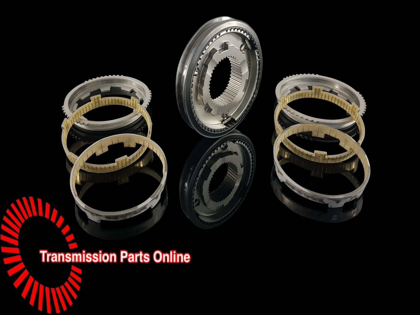 Fiat Ducato ML5T Gearbox 1st /& 2nd Synchro Ring