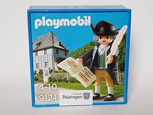 Playmobil-Figuras-Coleccion-Poeta-Escritor-Johann-Goethe-Ref-9124-NUEVO