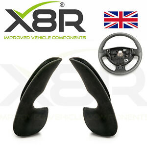 For-Renault-Sport-RS-Clio-172-182-Steering-Wheel-Rubber-Replacement-Thumb-Grips