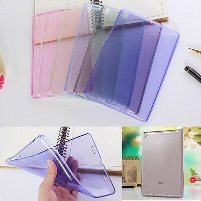 Ultra Thin Soft TPU Transparent Silicone Clear Case Skin For Xiaomi Mi Pad MiPad