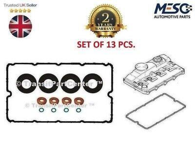 Ford Transit Mk7 2.4 TDCi New Rocker Cover Gasket Injector Seal Washer Oring Set