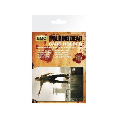 Tarjetero The Walking Dead